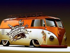 VW  *Hippy Happiness*