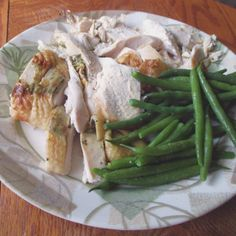 Need extra white meat for Thanksgiving? Try Ina Garten's (Barefooot Contessa) Herb Roasted Turkey Breast with seasonings under the skin. Ina Garten Roast Turkey, Defrosting Turkey, Herb Roasted Turkey, Best Turkey, Roast Turkey Breast, Macaroni Cheese, Breast Recipe, Cooking Turkey, White Meat