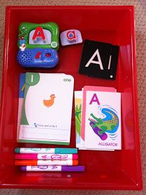 Rockabye Butterfly: Letter A Workboxes