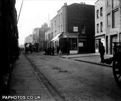 LIMEHOUSE, LONDON : 1920