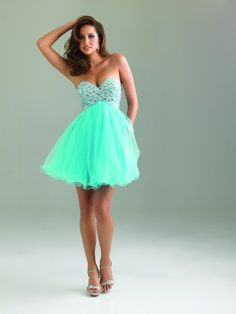 Promotion dress<33....probably a little to fancy for 6th grade promotion