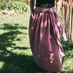Meadow Skirt - Adult by Twig Tale Next Skirts, Maternity Skirt, Pleated Maxi, Tie Dye Skirt, Perfect Fit, How To Wear, Outfits, Sewing Patterns, Craft Ideas
