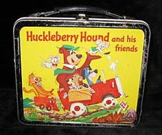 Image detail for -1960's classic TV show lunch box collection 1960's vintage metal lunch ...