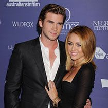REPORT: Liam Hemsworth and Miley Cyrus break up! #LiamHemsworth #MileyCyrus #breakup #celebrity #celebnews