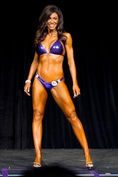 Janet Harding - IFBB Bikini Pro