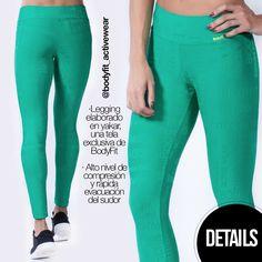 Este legging está elaborado con tela #Yakar #ExclusivaBodyFit que además de brindarte una mayor compresión, ideal para practicar deportes de alto impacto, tiene control de humedad y rápida evacuación del sudor.  Disponible en nuestras tiendas #GymTime #GetMotivated #FitInspiration #FashionTrends #FashionFitness #GymTime #Fitness #Modern #Anathomic #FashionSport #WorkOut #PhotoOfTheDay #LifeStyle #Woman #Shop #Casual #Trendy #WildCollectionBodyFit #F4F #Follow #BodyFit #RopaDeportiva…