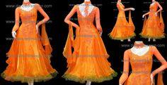 Modern dance dress model no. 1341