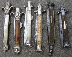 Switchblades