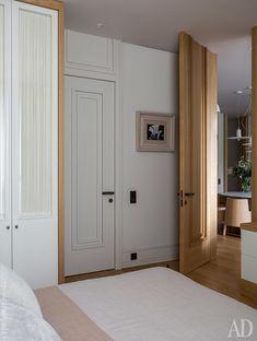 Квартира с необычной мебелью в Москве: интерьеры от Ольги Энгель   AD Magazine