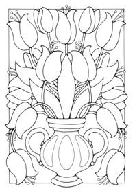 I keep images for kids to work from. This would be good for our punch-hook rug desigs. Good pattern to create as Zentangle Stained Glass Patterns, Mosaic Patterns, Stained Glass Art, Applique Patterns, Applique Quilts, Coloring Book Pages, Coloring Sheets, Rug Hooking, Colorful Pictures