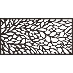 Shop a great selection of 2 ft. H x 4 ft. W Laser Cut Metal Privacy Screen (Set e-Joy. Find new offer and Similar products for 2 ft. H x 4 ft. W Laser Cut Metal Privacy Screen (Set e-Joy. Laser Cut Panels, Laser Cut Metal, Laser Cutting, Privacy Fence Screen, Fence Screening, Backyard Privacy, Metal Fence Panels, Garden Fence Panels, Metal Garden Screens