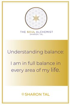 """Finding balance in your life means taking a holistic approach and examining it from all angles. My book Lessons in Self Mastery"""" teaches you valuable skills across all aspects of your life, to facilitate change, growth and balance."""