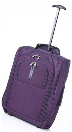 Carry On Board Cabin Bag. All Airlines, Cabin Bag, Hand Luggage, Toiletry Bag, Carry On, Plum, Bags, Travel, Handbags