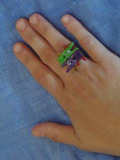 (11) Δαχτυλίδι μανταλάκια