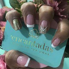 Precious Nails, Marble Nail Art, Nails Tumblr, Nail Tips, Erika, Fun Nails, Nail Designs, Hair Beauty, Ideas