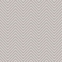 Chevron Chic - Mini - Silver Grey fabric by kristopherk on Spoonflower - custom fabric