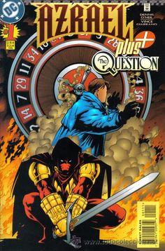 AZRAEL PLUS #1, DC COMICS, 1.996, USA