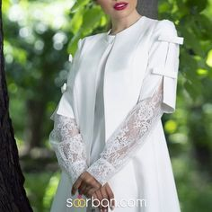 fall style for women Debut Dresses, Nice Dresses, Classy Dress, Classy Outfits, Embroidery Suits Design, Embroidery Stitches, Girls Dresses Sewing, Iranian Women Fashion, Evening Dresses For Weddings