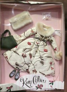 """Kitty Collier 18"""" Boulevard Lady rare Tonner outfit MIB"""