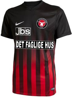 FC Midtjylland 16-17 Home Kit Released - Footy Headlines