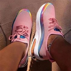 Ruby - High Tech Sneaker Moda Sneakers, Sneakers Mode, New Sneakers, Casual Sneakers, Sneakers Fashion, Casual Shoes, Chunky Sneakers, Casual Clothes, Fashion Shoes