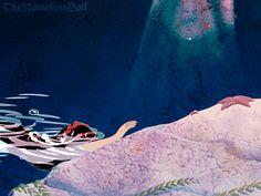 These 16 Disney Princess Mermaid GIFs Are So Mesmerizing