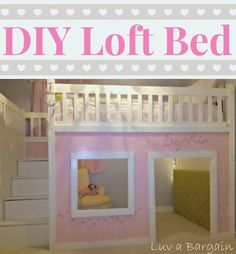 How to Build a Loft Bed- DIY Loft Bed http://sulia.com/my_thoughts/4da4fed0-1058-4ade-8a1e-490399257b63/?source=pin&action=share&btn=big&form_factor=desktop&pinner=77739761