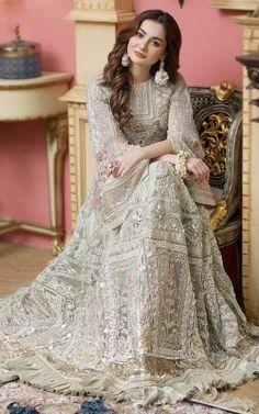 Desi Wedding Dresses, Asian Wedding Dress, Pakistani Wedding Outfits, Pakistani Bridal Dresses, Pakistani Dress Design, Bridal Outfits, Designer Wedding Dresses, Walima Dress, Shadi Dresses