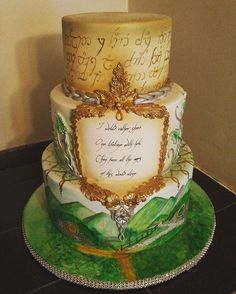 526 best Cakes of Middle Earth images on Pinterest in 2018   Lord of ...