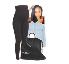 """""""Good On His Word I Never Complain , In Love With The Way He Behaves"""" by royalanons ❤ liked on Polyvore featuring Topshop, Givenchy, Mama.licious and Vans"""