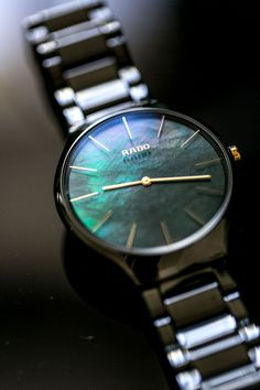 Rado True Thinline - worry about it later Rado, Rolex Watches, Accessories, Swiss Guard, Nature