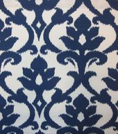 Outdoor Fabric-Solarium Basalto Navy; for the Fence JoAnn's - 50% off sale - Now $9.99 a yard