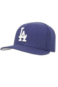 09baa951f4c Los Angeles Dodgers Hat New Era Fitted