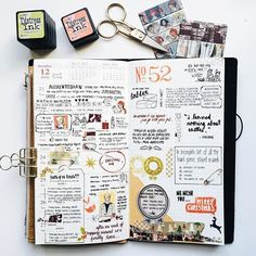 My first attempt using the Weekly + Memo Diary. I really like this format!  #midoritravelersnotebook #travelersnotebook #travelersnote #journal #diary #planner #chamilgarden