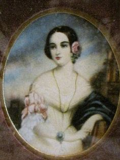 Isabella Montgomery McCorkle (1778-1821) - Isabella was from a wealthy Montgomery family in Bonnyglen, Donegal County, Ireland. Against her family's wishes she married John McCorkle, a tenant on the lands of the Montgomerys. She was compelled to leave her father's house and family and becoming to them as one dead. She arrived in America with her husband about the year 1795.