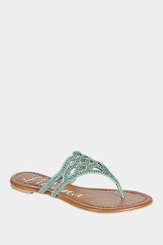Carlina Sandal #sandals