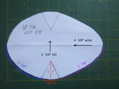 Kitschy Coo: Tutorial: Sewing an eye patch for lazy eye / strabismus / amblyopia Sewing Lessons, Sewing Hacks, Sewing Tutorials, Sewing Crafts, Sewing Projects, Sewing Patterns, Tutorial Sewing, Easy Face Masks, Diy Face Mask