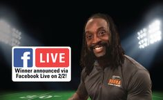 For the love of football, clear your schedules next Thursday evening (2/2) and get ready for @peanuttillman to announce the Grand Prize Winner of our Super Fan Sweepstakes through our main Facebook Page @BuonaRestaurants LIVE at 6 PM. The winner will receive a catered super party for 30, an autographed Tillman jersey, and even a personalized message from Peanut himself to kick off your Big Game bash. #PeanutTillman #SuperFanSweeps #BigGame #BuonaBeef