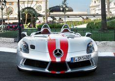 ❦ Mercedes-Benz SLR Stirling Moss   via Alex Penfold