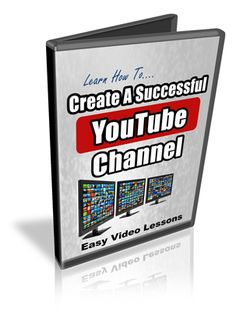 Thousands Of People Are Making A Full Time Income From YouTube!  Some Have Launched Multi-Million Dollar Careers Thanks To The Free Platform Supplied By Google.  See How You Can Set Up A Successful YouTube Channel.