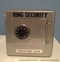 Ring Security, Ringbearer gift, Ring Agent, Ring bearer on Etsy, $11.95
