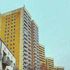 Punktowce na Grochowie mieszkaniówka / housing Multi Story Building, House, Home, Homes, Houses