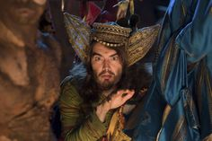 Russell Brand as Trinculo.  Perfect.