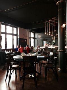 Restaurant « Les Innocents » à Strasbourg Après un bon buzz qui a commencé à faire une renommée plus vite que l'éclair, je décide (enfin) de me poser chez Les Innocents à Strasbourg. Restaurant ouvert depuis peu (24 aout 2015) par Thierry