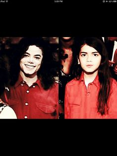 Michael Jackson and Prince Michael Jackson II(Blanket)
