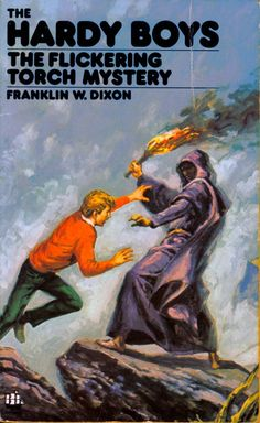 The Hardy Boys by Franklin W. I Love Books, Used Books, Books To Read, Vintage Book Covers, Vintage Books, Books For Teens, Boys Books, Adventure Novels, Adventure Time