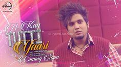 (*Feel Wid Down*) Tutti Yaari Song Of A kay & Amar Sajalpuria, Lyrics:Tutti Yaari is the new Punjabi song which is sung by A kay. Amar Sajalpuria is Famous Lyricst Who have Written Very Big… Dp For Whatsapp, Mp3 Song, Singing, Lyrics, Songs, Writing, Feelings, Big, Movies