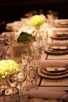 Wine-themed wedding reception at Wildfire, coordinated by Chicago Wedding Planner, Camille Victoria Weddings LLC.