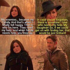 "Regina, Zelena and Robin Hood - 5 * 16 ""Our Decay"""