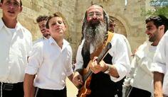 """""""Get Lucky"""" en versión Rosh Hashana: el Año Nuevo Judío también se celebra con música de Daft Punk"""